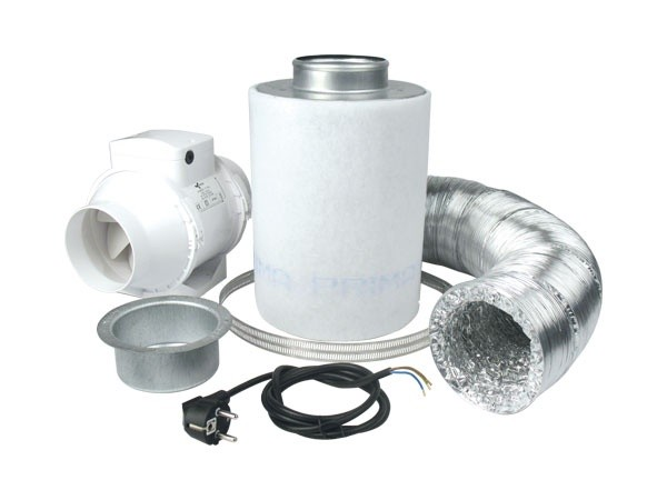 Kit extracteur d air les ustensiles de cuisine for Installer un extracteur d air
